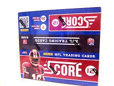 36-Pack Box 2012 Score Football Panini Sealed FREE SHIP Luck Wilson Kirk Cousins