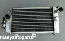 aluminum radiator FOR KAWASAKI KLR650 KLR 650 2008-2014 2009 08 09 10 11 12 13
