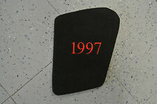 1997 Chevrolet Corvette C5 Engine Hood Insert Embroided  w/ RED Stitching