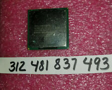 INTEL ENGINNERING  SAMPLE QLY8 (Intel Pentium 4 2.4 GHz)   SOCKET 478PIN