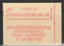 FRANCE carnet SABINE 2154c1 daté neuf**