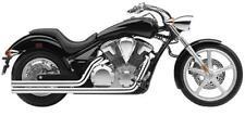 Cobra Speedster Long Chrome Exhaust For Honda VTX 1800 N R S 02-08 1926T 08-0410