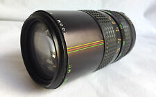 Vintage Makinon MC Zoom 55 1:4.5 f=80-200mm Lens