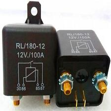 New listing High Performance Hd Relay Rl/180-12 12V 100A Normally Open Multi Purpose Js