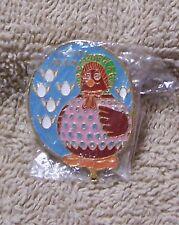 2008 FIESTA HEN BALLOON PIN