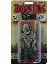 Zombie Dice Gameby SJG NEW
