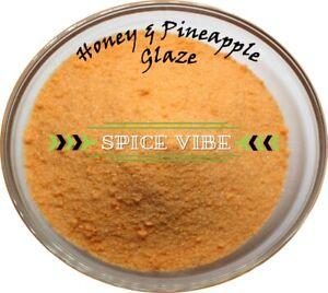 Honey & Pineapple Glaze 200g CHEAPEST ON EBAY