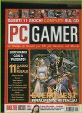 PC GAMER 54 2000everquest,thief2,
