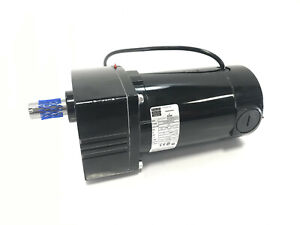 NEW Bodine 42A5BEPM-E2 Parallel Shaft Gearmotor 1/4 HP 130V 250 RPM 10:1 45lb-in