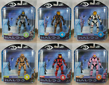 McFarlane Halo 3 Series 3 Set of 6 Spartan Soldier - ODST, EVA, SCOUT, CQB, MARK