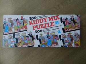 Retro Jumbo Kids Kiddymix Puzzle by Jumbo. Free P&P. 1025