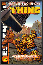 Essential Marvel Two In One Vol 2 SC TPB * Frank Miller * Hulk Thanos Thor Nova