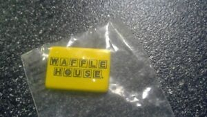 waffle house sign pin