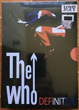 The Who - Definitive - 3 DVD Box-Set - New Import