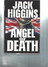 JACK HIGGINS - ANGEL OF DEATH