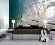 Onda de mar playa surf Ocean Sky Foto Wallpaper Mural Casa Habitación Deco