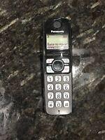 Panasonic KX-TGA470B Handset for KX-TG4771B KX-TG4772B KX-TG4773B KX-TG4742