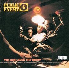 Yo Bum Rush The Show 2014 LP Parental Advisory by Public Enemy.