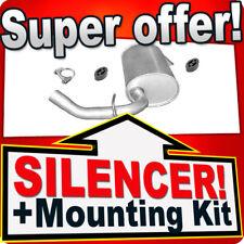 Rear Silencer CHRYSLER NEON 2.0 16V 98KW SALOON 1996-1999 Exhaust Box XXP