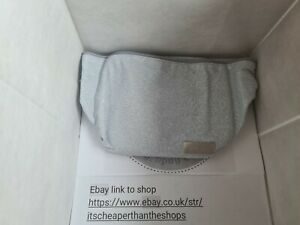 Philosophy silver glitter make up bag/vanit case...brand new💓💕