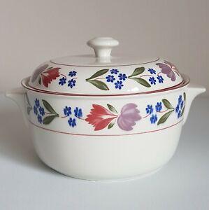 Adams Old Colonial Casserole Dish