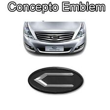 [Kspee] (Fit: KIA Cerato Forte) 3D Concepto Rear Emblem - Free Shipping