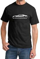 Chevy T-Shirt Camaro T-Shirt Car Emblem Zl1 Z28 Zr1 T-Shirt Adult Sizes S-2XL
