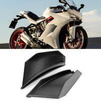 Kit Winglet Carenatura Ala Aerodinamica Moto Misura Per Honda Yamaha Universale