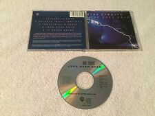 DIRE STRAITS CD LOVE OVER GOLD SANYO JAPAN TARGET ERA AUDIOPHILE IN SMOOTH CASE