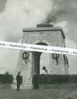 Furth im Wald : Kriegerdenkmal von H. M. Heinlein -  um 1930           W 3-14