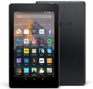 "Amazon Fire 7 (7th Generation) 8GB, Wi-Fi, 7"" Tablet Black , with Alexa"