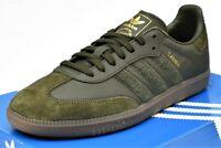 ADIDAS SAMBA OG FT - New Men's Soccer Lifestyle Street Shoe Night Cargo Sneakers