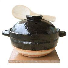 NAGATANIEN Donabe Rice Cooker KAMADO SAN CT-03 2 Cups