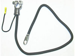 For 1955-1956, 1959, 1964-1970 Chevrolet Bel Air Battery Cable AC Delco 79673VD