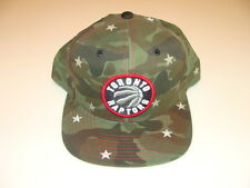 Toronto Raptors Cap Hat Snapback Basketball Mitchell Ness Camo Camouflage Green