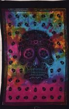 Modern Art Scull Home Decor Tapestry Poster Small Textile Throw Hippie Textile