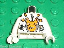 Buste Personnage LEGO MARS Minifig torso 973px547 / Set 7690 7644 7645 7699 7646