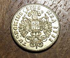 JETON À IDENTIFIER TU DOMINE SPES MEA 1752 (152)