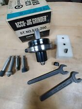 Yuasa 525 200 Accu Jig Grinder Georges Tools Nice Couldnt Have Less Use