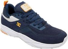 DC SHOES Mens Size 9 E.TRIBEKA Skate Casual Shoes New - ADYS700173 Navy/Grey