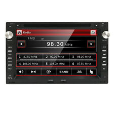 "7"" Car DVD Nav GPS Head Stereo Radio BT VW Passat MK5 JETTA T5 GOLF POLO SHARAN"