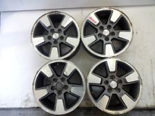 1CG33TRMAA Set 4 Wheels Alloy 16 Inches 5 Holes 16X7J Jeep Cherokee 2.8 130