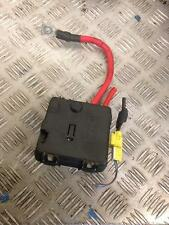 2005 BMW E46 320 CD COUPE BATTERY FUSE BOX TAILGATE POSITIVE CABLE COVER 8387547