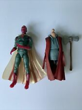Marvel Legends Vision with Thor Build A Figure Pieces