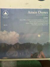 amen dunes - Love (clear Vinyl)