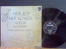 Singing Nun sa joie, ses chansons LP UK 1st Pressage lovely copy!!!