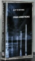 """Craig Armstrong """"As If To Nothing"""" Rare Russian Cassette! New! Sealed!"""