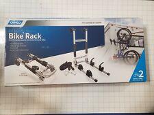 Bike Rack For RV 2 Bicycle Carrier Ladder Mount Camper Travel Trailer Motorhome