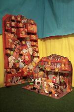 PLAYMOBIL ADVENT CALENDAR - SET 4151 ANIMAL CHRISTMAS