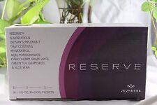 (1) Jeunesse Reserve Antioxident Fruit Blend w/ Resveratrol - 30 Pkts. Exp 2019